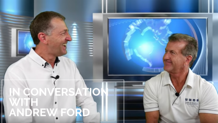 Andrew Ford In Conversation